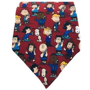 Peanuts Accessories - PEANUTS SNOOPY My People Will Call Your People Tie